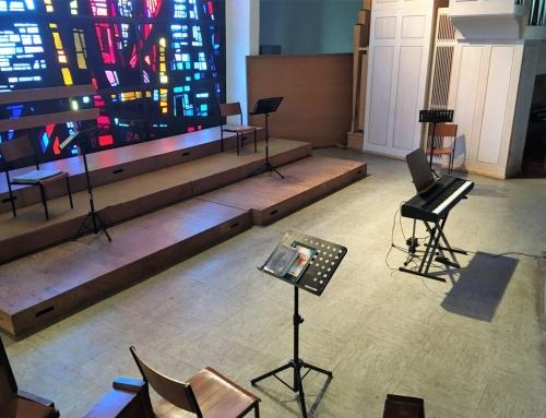 Chorproben wieder möglich – unter Auflagen