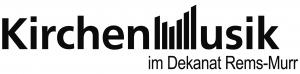 Kirchenmusik im Dekanat Rems-Murr Logo