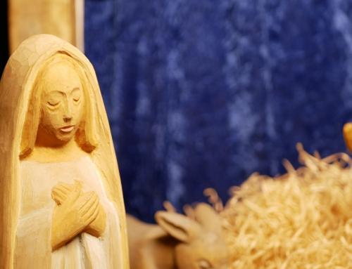 Krippenspiel ohne Krippenspiel – Die Weihnachtsgeschicht mit Gotteslobliedern