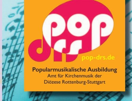 Popularmusikalische Ausbildungswoche 1. bis 5.11.